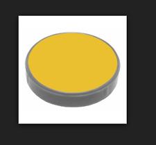 Color de Agua Profesional Grimas Puro Pintura de la Cara Amarillo 25 Ml de 201