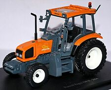 Renault Ergos 100 H 2004 Traktor Schlepper orange 1:43