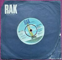 "Racey – Lay Your Love On Me 7"" Single VG"