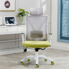 Executive Swivel Home Office Adjustable Chair With Armrests Computer Chair
