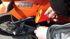 KTM Rally Bicicleta Super Adventure R/S 640 690 950 990 1090 1190 1290 Embudo aceite