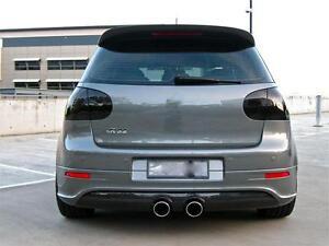 Carbon Diffusor für VW Golf 5 R32 Spoiler Heck schürze ansatz hinten Flaps