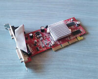 Scheda video slot AGP - Powercolor R92L-LC3 - Ati Radeon 9200SE 128MB - VGA DVI