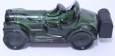 Vintage Avon Straight Eight Island Lime After Shave Classic Car Bottle Green