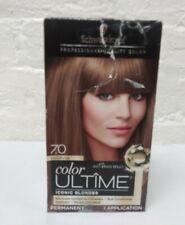 Schwarzkopf Color Ultime Hair Color Iconic Blondes Dye 7.0 Dark Blonde Read