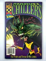 MARVEL CHILLERS THE PRYDE & TERROR OF THE XMEN (1996 ) Graphic Novel Comic RARE