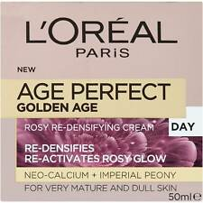 L'Oreal Paris Age Perfect Golden Age Day Cream 50 ml Formula help Rehydrate Skin