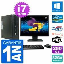 PC de bureau HP pour 32 Go maximale de la ram