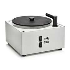 Okki Nokki RCM MK 2 Record Washing Machine Record Cleaner White NIP