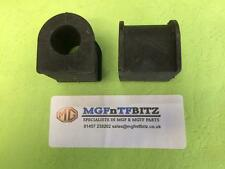 MGF MG TF LE500 PAIR FRONT ANTI ROLL BAR RUBBER BUSHES / MOUNTS RGX000920