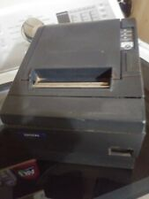 Epson Tm T88iii Thermal Pos Receipt Printer M129c Auto Cutter Withpower Supply