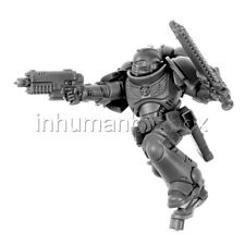 SIN10 ASSAULT INTERCESSOR INDOMITUS WARHAMMER 40000 BITZ (+ BASE D32) A21àA27