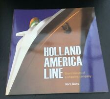 More details for holland america line - a short history of a shipping company