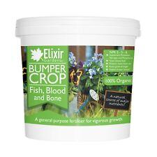 Bumper Crop Blood Fish and Bone Meal Multi-Purpose Organic Fertiliser | 1kg-25kg