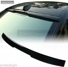 BMW E60 5 ser REAR WINDOW SPOILER ROOF EXTENSION SUN GUARD Cover trim M5 m sport