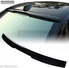 BMW E60 5 ser REAR WINDOW SPOILER ROOF EXTENSION SUN GUARD Cover trim M5 m sport