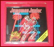 Jumpman Junior for the Commodore 64 128 & Atari XE Computer NEW SEALED