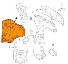 For Toyota Genuine Exhaust Heat Shield Upper 171670H040