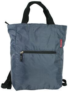 Rucksack-Tasche 2 in 1 Rucksack und Handtasche in Einem - sehr leich - groß