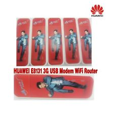 Unlocked HUAWEI E8131 3G 21Mbps WiFi dongle 3G USB wifi modem car Wifi