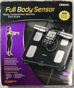 Omron Full-body Sensor Body Composition Monitor & Scale HBF-516B New