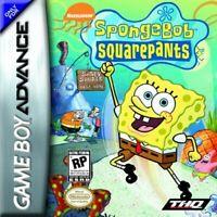 SpongeBob SquarePants: SuperSponge - Nintendo Game Boy Advance (Game Only)