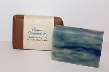 Handmade Bar Soap-Clean Cotton - Set of 2 Bars