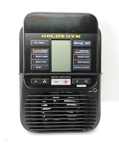 Gold's Gym Replacement Display Console Control for Cycle 400RI 400 RI Bluetooth