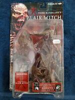 McFarlane Toys Movie Maniacs Blair Witch Skull Head Figure VHTF