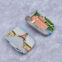 Nepal Resin Refrigerator Fridge Magnet Tourist Travel Souvenir Memorabilia