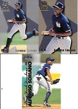 ALFONSO SORIANO   NICE (3) CARD ROOKIE LOT   SEE LIST & SCAN   FREE COMBINE S/H