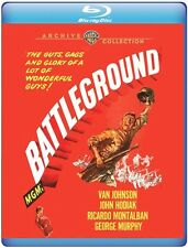 Battleground (1949) (2017, Blu-ray NUEVO) (REGION A)