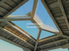 2.4m WoodMines 'Celestial' Garden Wooden Gazebo. Hot Tub Gazebo. Wood Gazebo