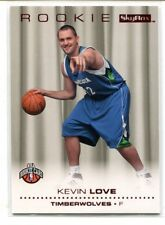 2008-09 Skybox Ruby KEVIN LOVE 6/50 Rookie #205 NMMT+
