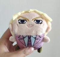 Japan JoJo's Bizarre Adventure Plush mini toy Mascot Rohan Kishibe Banpresto