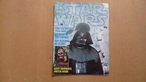 STAR WARS - POSTER MAGAZINE - NO 4 - 1978.