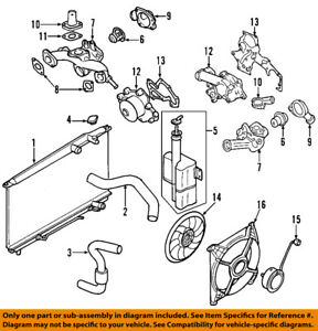 HYUNDAI OEM 99-05 Sonata Cooling System-Water Outlet 2562238000