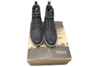 Mens New Barbour Dalton Ankle Boot Size UK 8