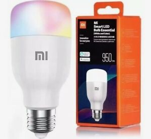 Xiaomi Mi Smart LED Bulb E27 Essential White and Color WiFi Leuchtmittel New