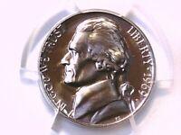 1969 S Jefferson Nickel PCGS PR 69 CAM 38654819