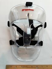 NEW, Clear GRYPHON G Mask Pro Short Corner for Field Hockey