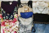 Reseller Mixed Name Brand Clothing Lot 11  Women Men Bundle Pre-Owned Starter