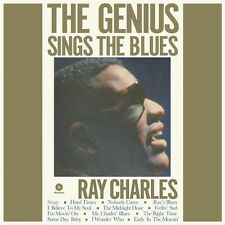 Ray Charles - Genius Sings the Blues [New Vinyl LP] Bonus Track, 180 Gram