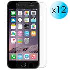 "12x LAMINAS PROTECTOR DE PANTALLA ULTRA CRYSTAL CLEAR PARA iPhone 6 4.7"" 16 GB"