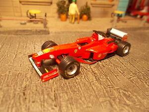 Kyosho Ferrari F1 F300 1/64