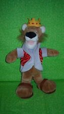 "Disney Robin Hood PRINCE JOHN  Plush 20"" King Stuffed Animal Lion Toy"