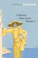 Collected Short Stories: Volume 3 by William Somerset Maugham Paperback Book The