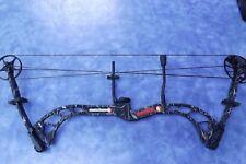 PSE Stinger 3G Black w/ Skull Works Camo RH 55 - 70# Compound Bow