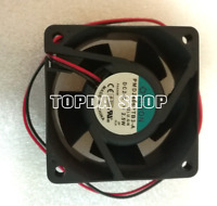SUNON PMD2406PTB3-A Double ball Cooling fan DC24V 2.5W 0.1A 60x60x25mm 2pin