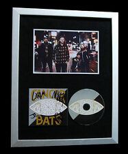 CANCER BATS+SIGNED+FRAMED+SEARCHING ZERO+HAIL=100% AUTHENTIC+EXPRESS GLOBAL SHIP